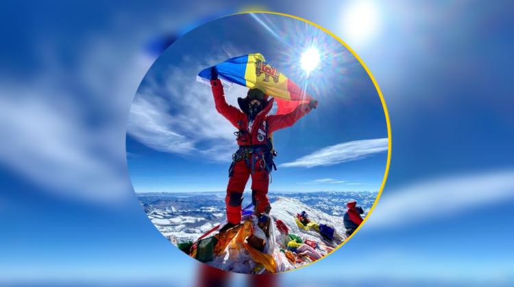"""VIDEO Este un semn! Cum a înțeles Țapordei că va urca pe Everest? """"Este important să nu-ți setezi și așteptări"""""""