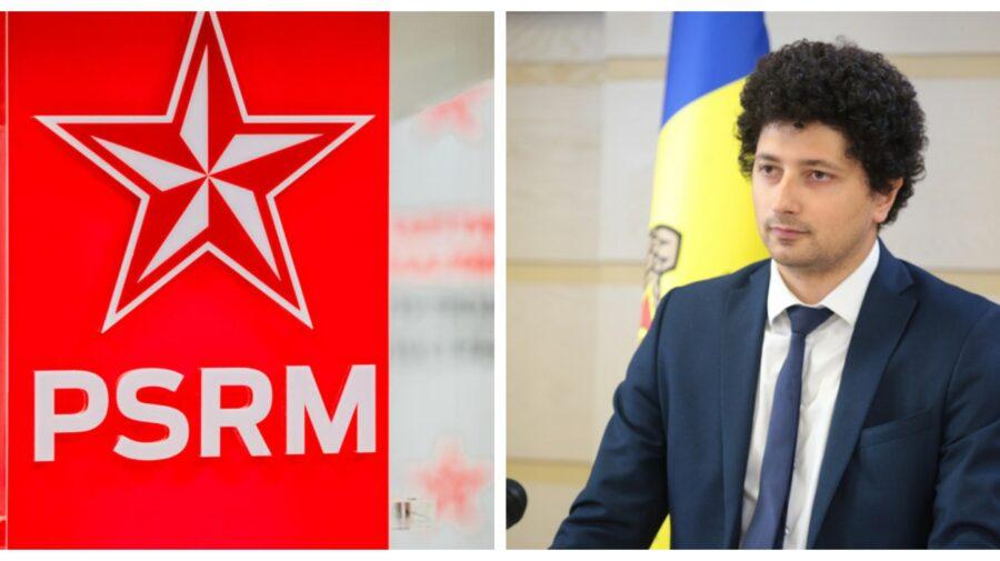 Dovezi sau scuzele de rigoare. Radu Marian, între ciocan și nicovală, după unele acuzații aduse PSRM