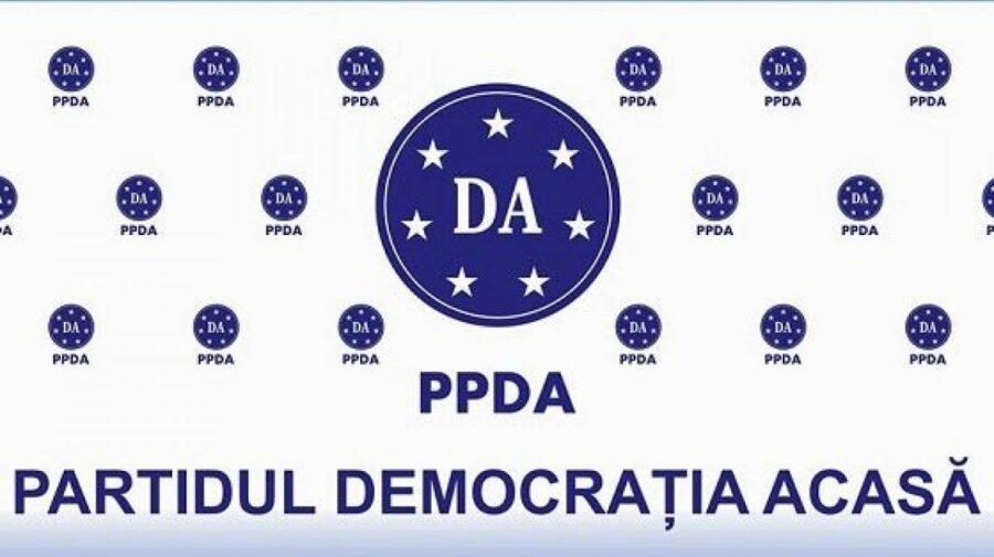 DOC CEC dă Partidul Democrația Acasă pe mâna poliției să decidă dacă a falsificat sau nu actele la înregistrare
