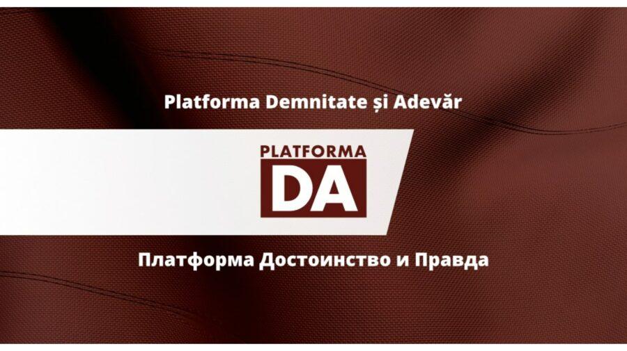 Primul mesaj de la Platforma DA pentru PAS după victoria obținută: Ați muncit mult, ați primit mult