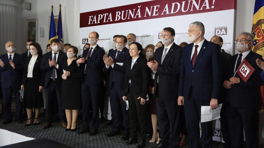 """""""CEC a mimat din nou democrația""""! Platforma """"DA"""" merge cu o contestație la Curtea de Apel Chișinău"""