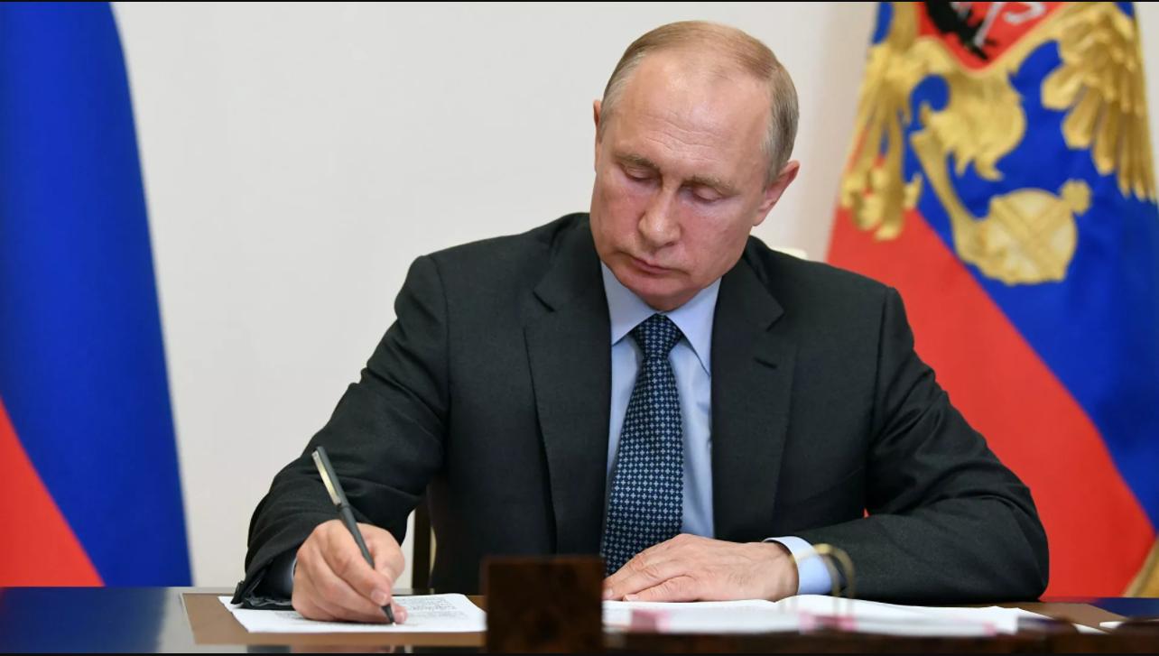Vladimir Putin a semnat legea care oficializează retragerea Rusiei din Tratatul Cer Deschis
