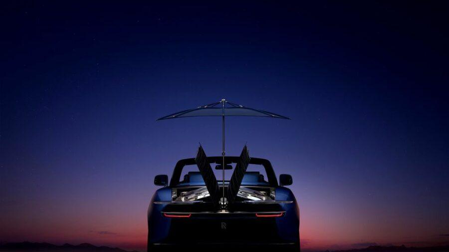 FOTO Restaurant de lux pe roți! Așa arată cea mai scumpă mașină din lume