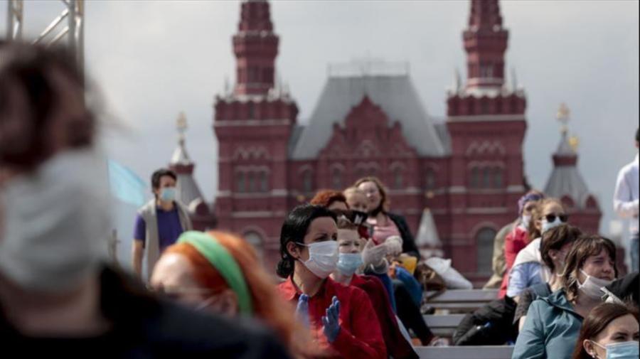 Explozia numărului de cazuri de COVID-19 în Rusia: Moscova prelungește restricțiile anti-coronavirus