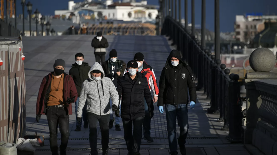 Moldovenii care se află ilegal în Rusia mai au cinci zile la dispoziție pentru a părăsi țara