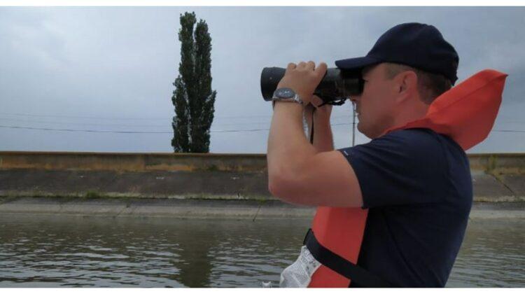 Salvatorii, în alertă din cauza ploilor din ultima perioadă. Patrulează zonele cu risc de inundații 24/24 de ore