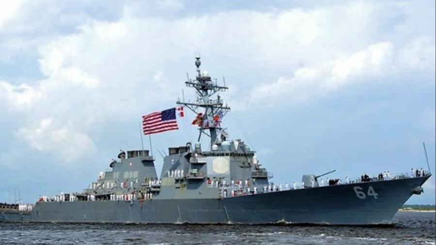 Sea Breeze 2021: Distrugătorul de rachete din SUA este trimis în Marea Neagră