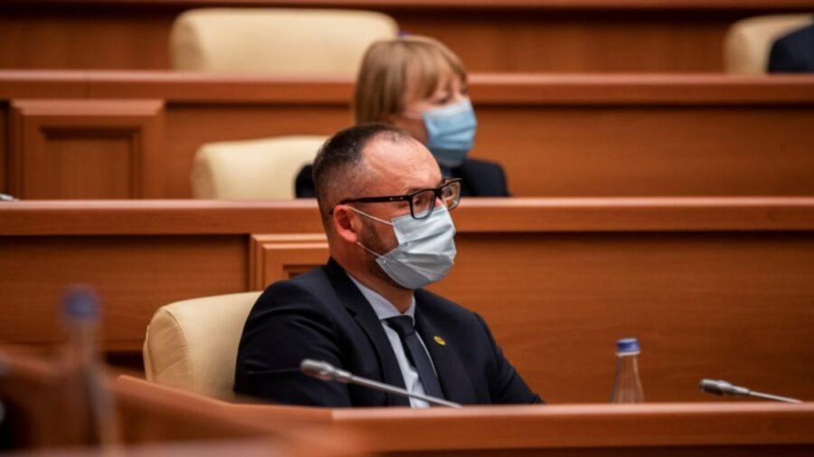 """Litvinenco, """"în extaz"""" după hotărârea CCM: O decizie corectă, perfect constituțională"""