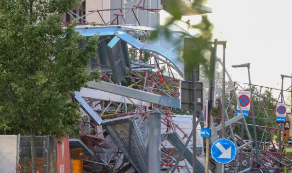 ULTIMA ORĂ! Un moldovean a decedat în urma prăbușirii unei clădiri în Belgia, unde munceau mai mulți conaționali