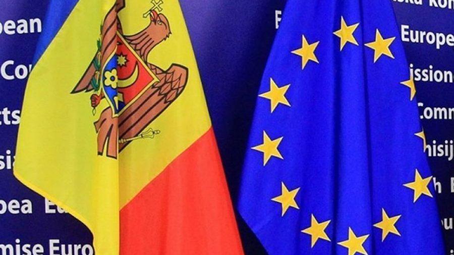 Întâlniri de nivel înalt: UE-Moldova. Bani europeni, pentru ca Moldova să iasă din criză