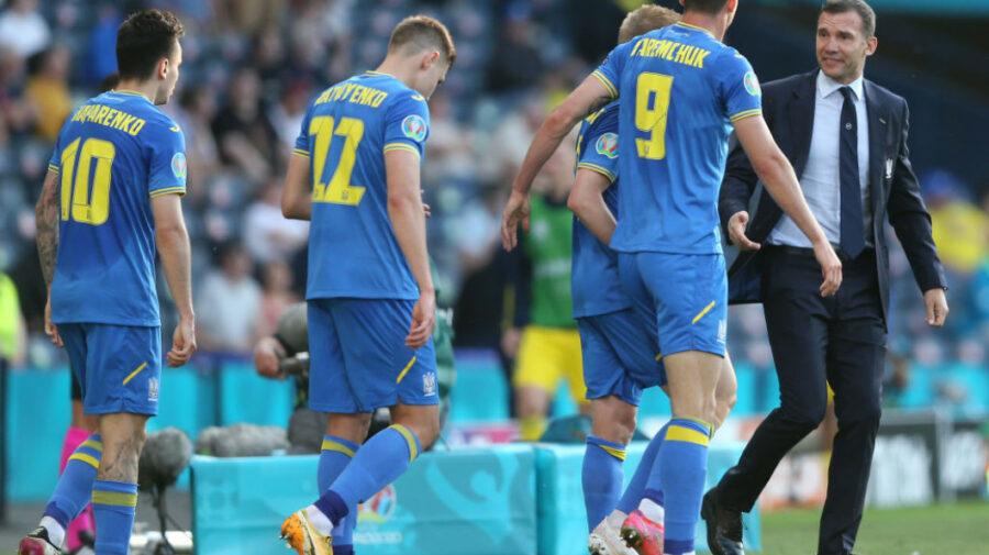 În premieră! Ucraina se califică în sferturi la EURO 2020. Echipa lui Șevcenko scrie istorie! Cu cine va juca?