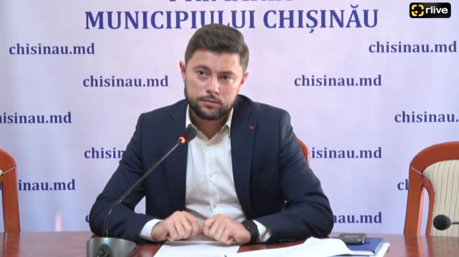 """VIDEO Chironda se pornește să pună capăt """"mășinării birocratice"""" din Primăria Chișinău. Cum?"""