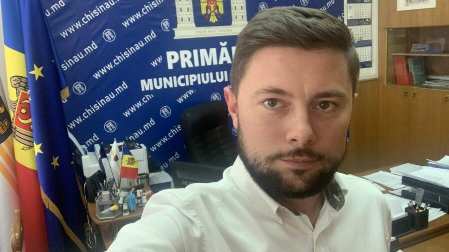 Victor Chironda, după ultimele declarații ale primarului Ion Ceban: Să fie clar, sunt prezent zilnic la locul de muncă