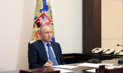 Vladimir Putin: Situația pandemică s-a agravat în mai multe regiuni ale Rusiei