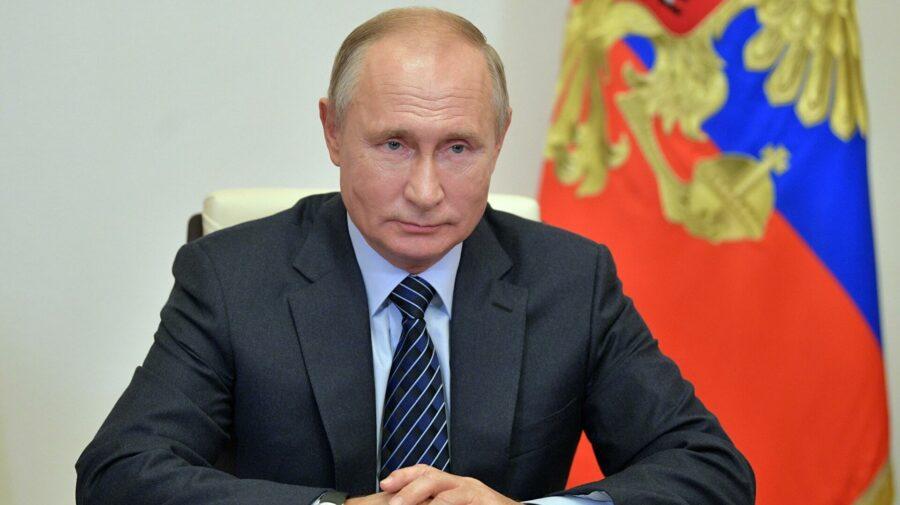 Putin cere majorarea ratei de vaccinare a populației: Totul este foarte dificil