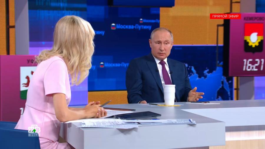 """Putin a divulgat cu ce s-a vaccinat! De ce nu există VIDEO? """"Dar dacă vaccinul nu se făcea în mușchiul mâinii…"""""""