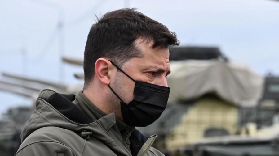 Vladimir Zelenski: Rusia ar putea ducea un posibil război fulger la granițele regiunilor Donetsk și Luhansk