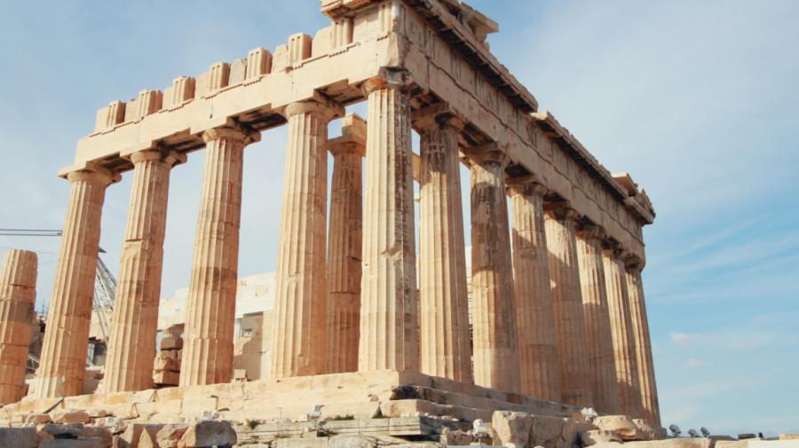 Renovarea Acropolei, motiv de controverse. Guvernul grec este acuzat că a deteriorat monumentul