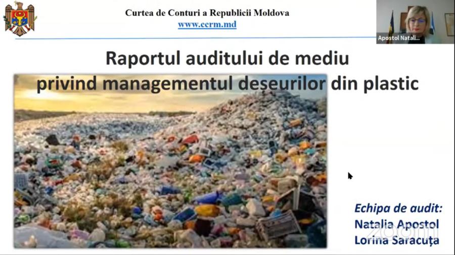 """""""Modelul actual de gestionare a deșeurilor din țară este unul simplu și primitiv"""". Care sunt concluziile auditului CCRM"""