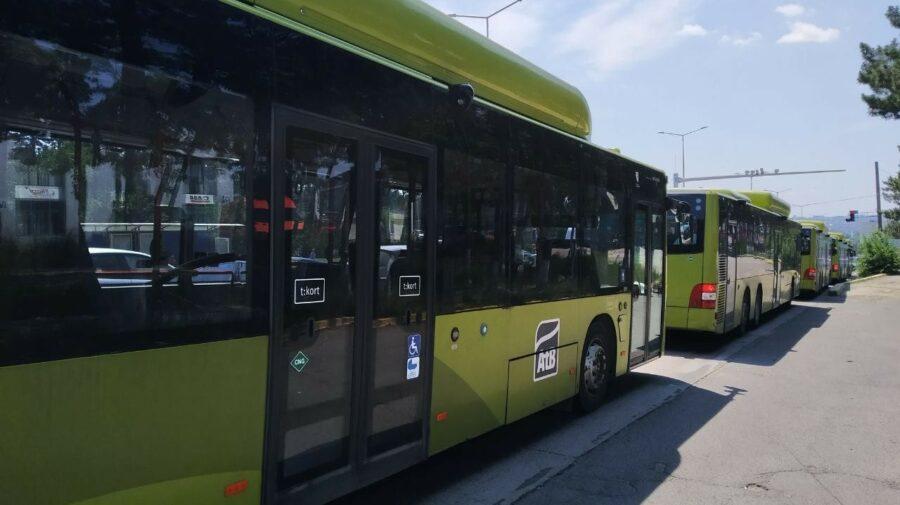 FOTO Așa arată autobuzele care vor circula curând la Chișinău! Primele șapte unități au ajuns în capitală