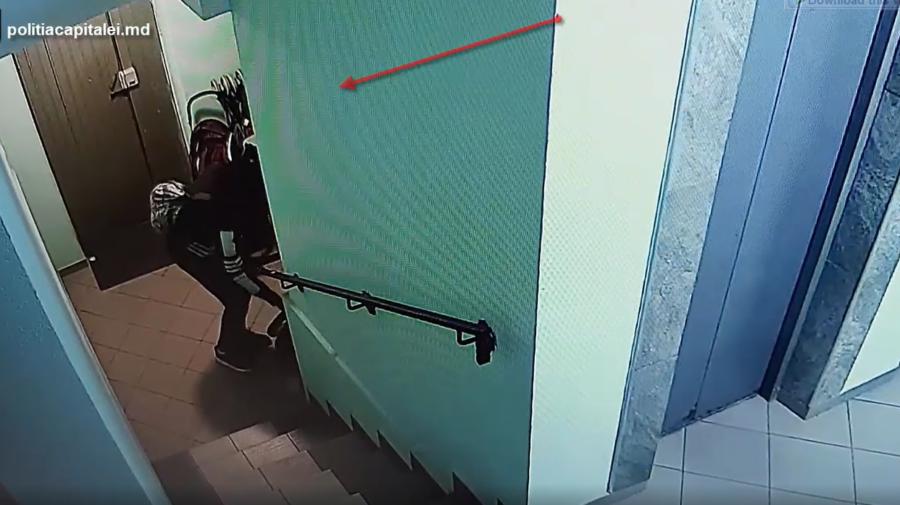 VIDEO Nu i-au fost suficiente 35. A mai furat o bicicletă pentru a obține profit, dar a fost reținut de polițiști