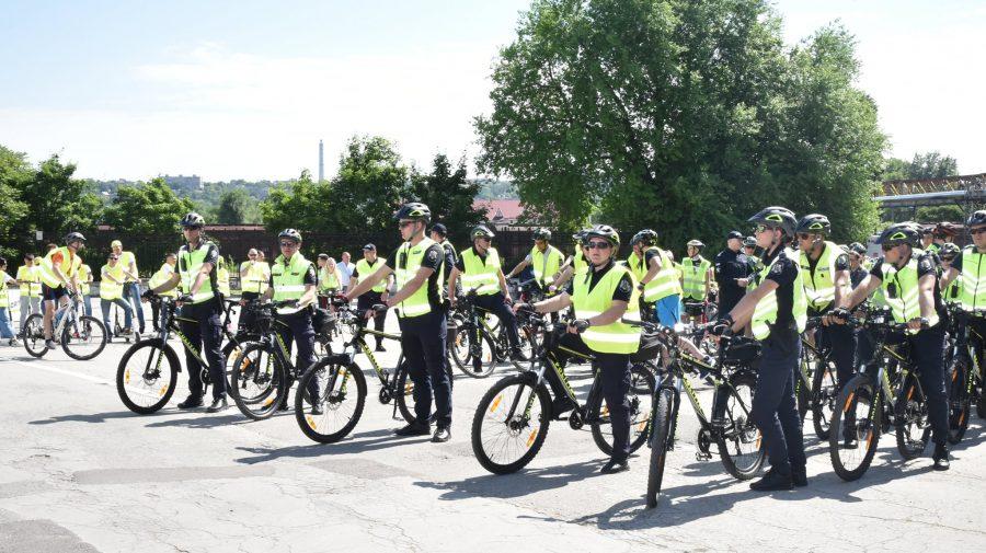 Amenajarea pistei pentru bicicliști pe str 31 august – respinsă. Deputat: Poliția se face de rușine!
