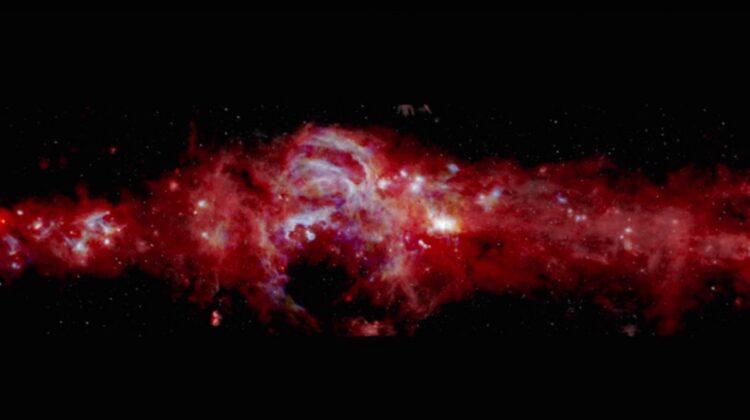 Calea Lactee a pierdut din viteza de rotaţie. Care ar fi motivul acestei încetiniri