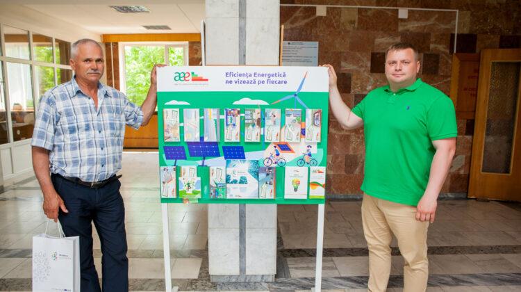 START campaniei de informare inițiată de Agenţia pentru Eficienţă Energetică. Scopul – diseminarea informației