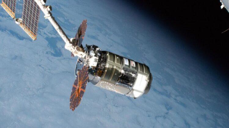 VIDEO Capsula Cygnus s-a desprins de Stația Spațială şi a ars la reintrarea în atmosferă