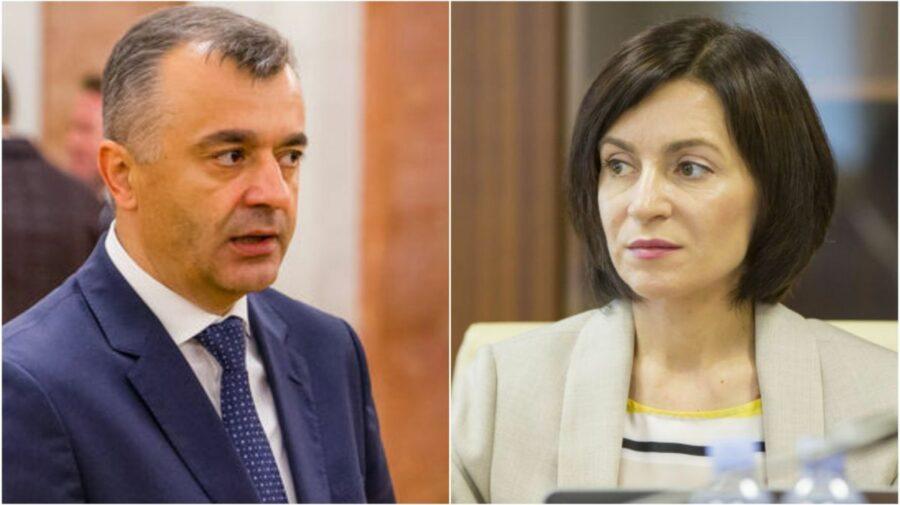 """Chicu critică inițiativa legislativă a Maiei Sandu pentru diasporă: În 2010 a invadat țara cu """"rable"""" din """"Pribaltica"""""""