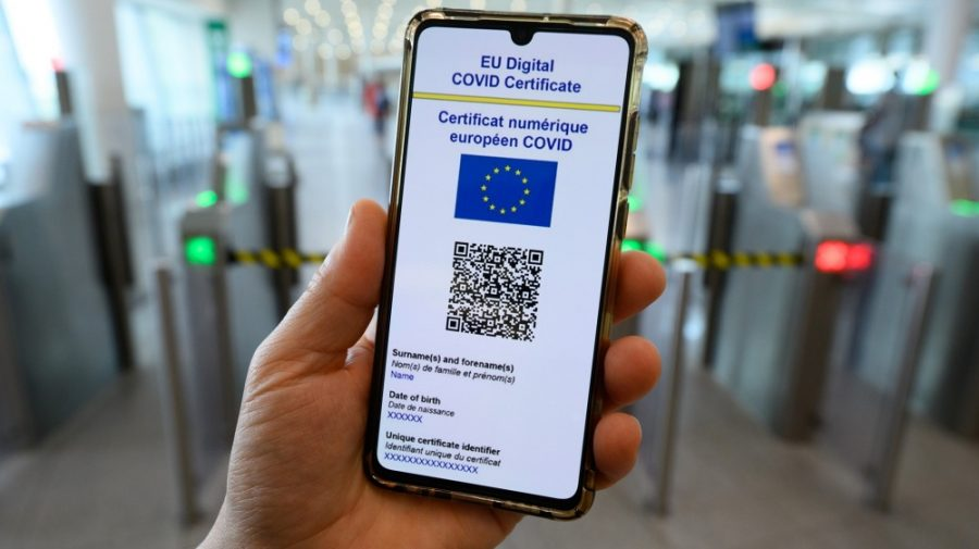Parlamentul European dă undă verde Certificatului digital UE Covid-19. DETALII!