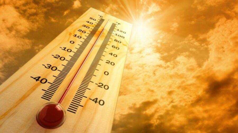 COD GALBEN de caniculă în toată țara! Termometrele vor înregistra temperaturi de până la 33 grade Celsius