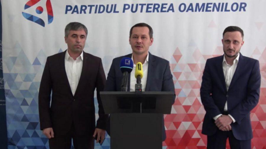 """(DOC) Lista integrală a candidaților la funcția de deputat în Parlament din partea Partidului """"Puterea Oamenilor"""""""
