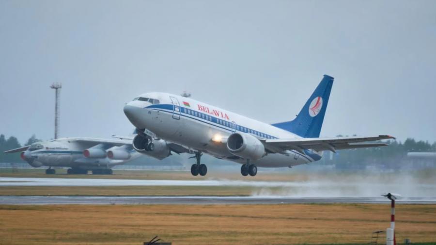Belarus recomandă companiilor aeriene să nu zboare deasupra teritoriului Ucrainei