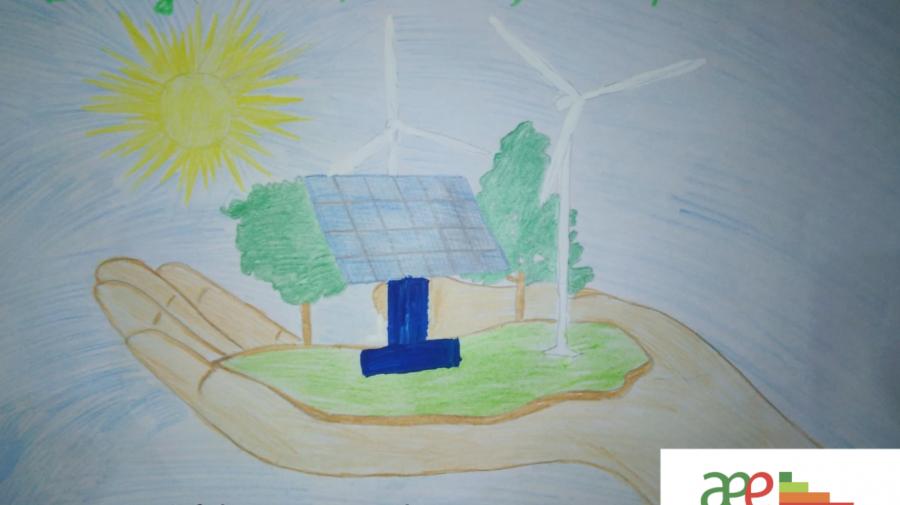 """AEE anunță încheierea concursului de desen și pictură """"Eu știu să folosesc rațional Energia"""""""