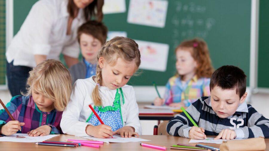 În școlile din Capitală, pentru anul de studii 2021-2022, în prima etapă au fost înscriși în clasa întâi 5240 de copii