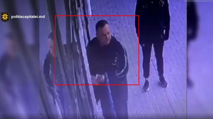(VIDEO) Dacă îl recunoști, anunță Poliția! Bărbatul este suspectat de furt