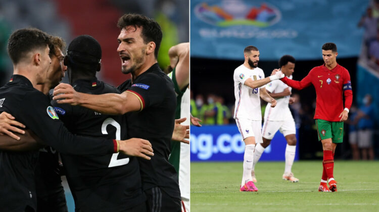 EURO 2020: Germania evită o rușine istorică, iar Franța câștigă grupa