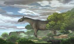 Unde au fost descoperite fosilele unui mamifer de 21 de tone. E mai înalt decât o girafă