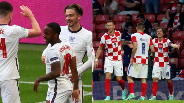 EURO 2020: Scorul meciurilor Cehia – Anglia și Croația – Scoția. Urmează duel de foc în optimi!