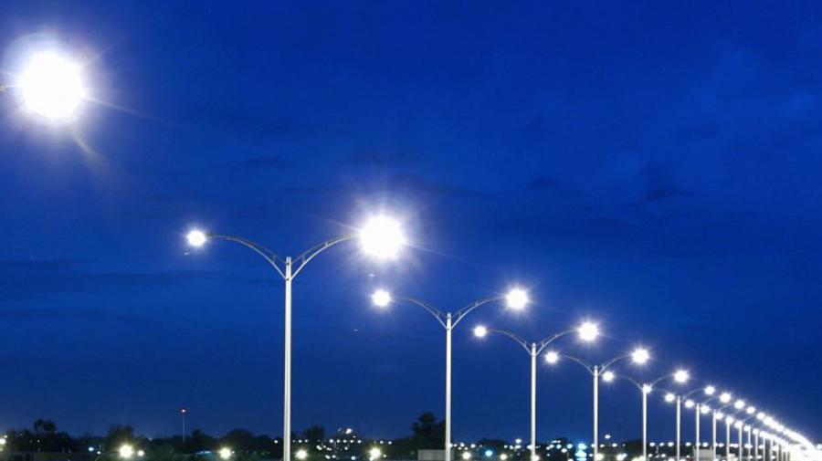 Veste bună pentru sătenii din Risipeni, Fălești! În localitate a fost inaugurat un sistem de iluminat modern