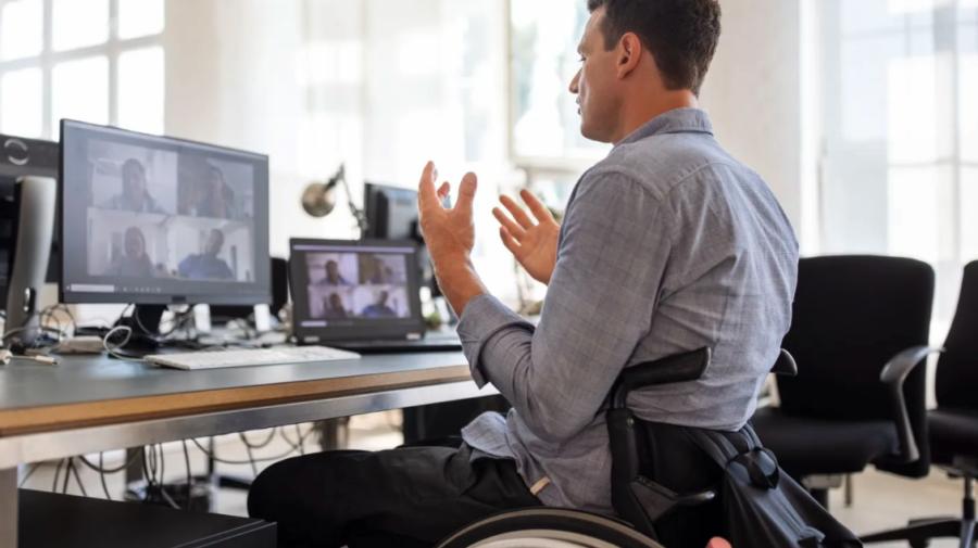STUDIU! Importanța limbajului corpului digital și mesajele pe care le trimitem în contextul muncii la distanță