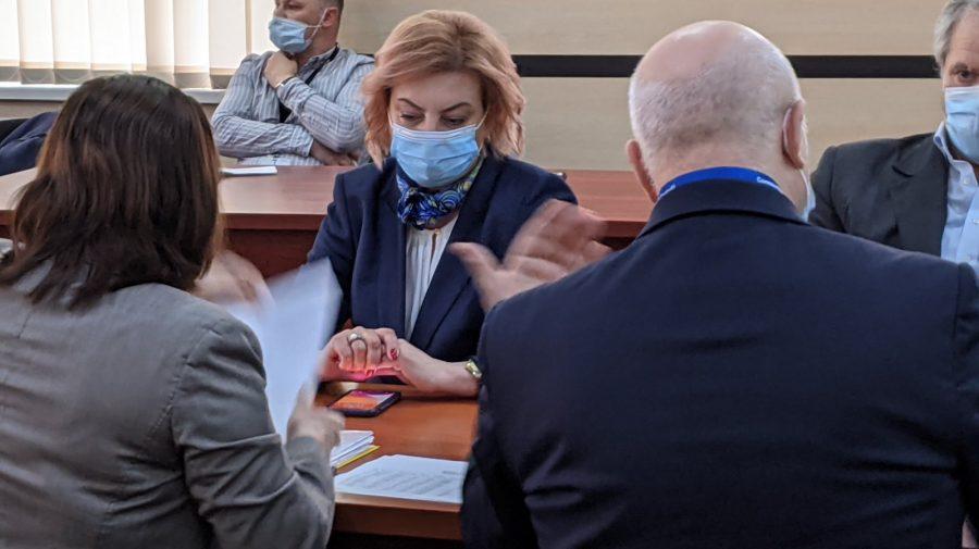 (VIDEO) Mariana Durleșteanu, la CEC: Eu am plecat din Republica Moldova, însă Moldova din mine nu a plecat
