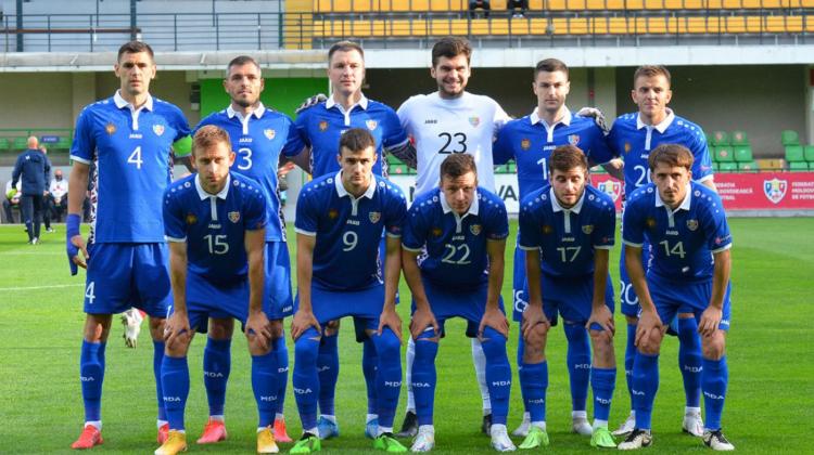 Moldova a învins Azerbaidjanul. Câte goluri a reușit să marcheze echipa