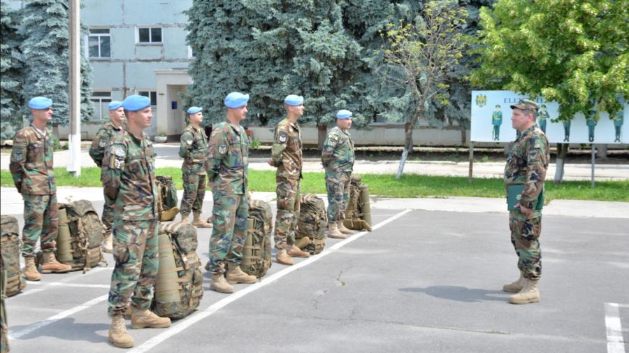 Militarii moldoveni, din trupele Armatei Naționale se antrenează la un exerciţiu internaţional, Sea Breeze 2021