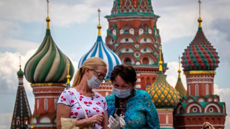 Moscova pe urmele Indiei?! Primarul orașului anunță despre un record de spitalizări și decese din cauza COVID