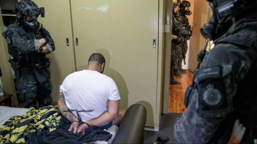 Sute de criminali din întreaga lume, reținuți într-o operațiune de clasă mondială care a durat trei ani