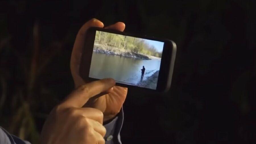 """(STOP CADRU) Dodon ar fi scos tot peștele din iazul de la Condrița. Usatîi a prezentat un video """"exclusiv"""""""