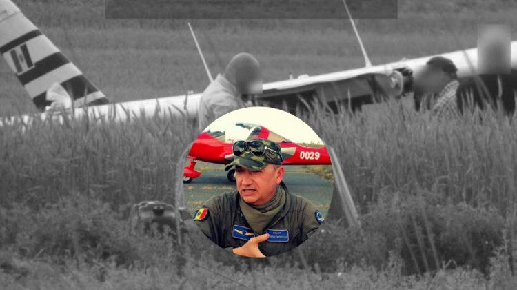 Sergiu Mocanu este pilotul avionului care a aterizat forțat la Ialoveni. Ce s-a întâmplat?