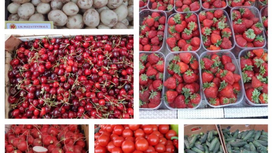 (FOTO) Ce găsim, în acest weekend, la Piața Centrală și la ce prețuri